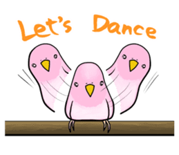 We Are The Birds! sticker #8605480