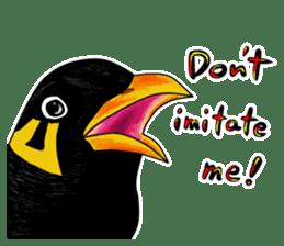 We Are The Birds! sticker #8605481