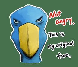 We Are The Birds! sticker #8605484