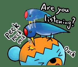 We Are The Birds! sticker #8605491