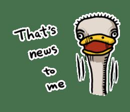 We Are The Birds! sticker #8605492