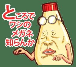 Mayonnaise Man 8 sticker #8608004