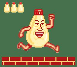 Mayonnaise Man 8 sticker #8608017