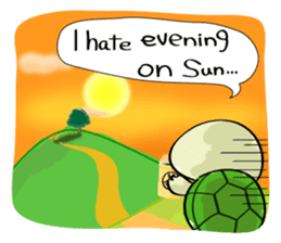 Rabbits & Turtles sticker #8617986