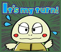 Rabbits & Turtles sticker #8617987