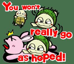 Rabbits & Turtles sticker #8617991