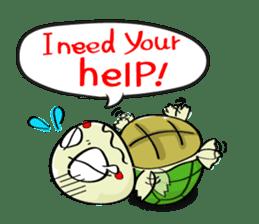 Rabbits & Turtles sticker #8617992