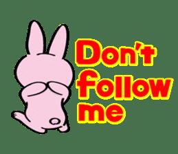 Rabbits & Turtles sticker #8617997