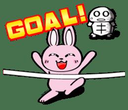 Rabbits & Turtles sticker #8617998