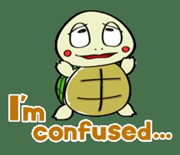 Rabbits & Turtles sticker #8618004