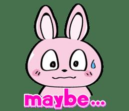 Rabbits & Turtles sticker #8618007