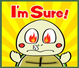 Rabbits & Turtles sticker #8618009
