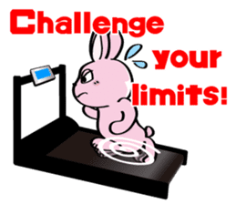 Rabbits & Turtles sticker #8618011