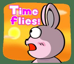 Rabbits & Turtles sticker #8618013
