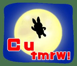 Rabbits & Turtles sticker #8618017