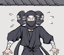ninja mood sticker #8619649