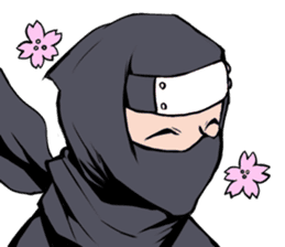 ninja mood sticker #8619651