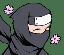 ninja mood sticker #8619651