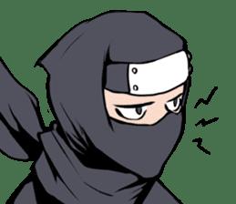 ninja mood sticker #8619653