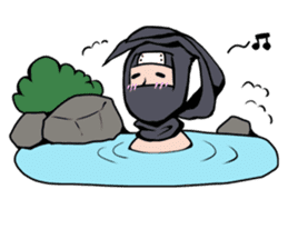 ninja mood sticker #8619657
