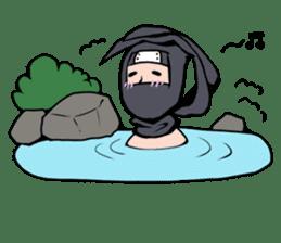 ninja mood sticker #8619657