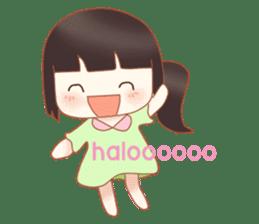 Hayati Diary sticker #8620618