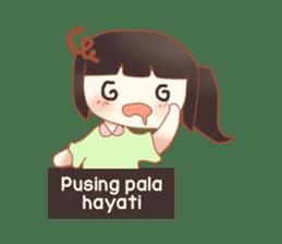 Hayati Diary sticker #8620621