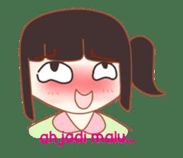 Hayati Diary sticker #8620646