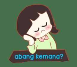 Hayati Diary sticker #8620655