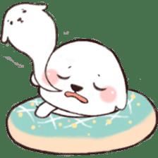 Funny Bichon sticker #8620952