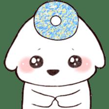 Funny Bichon sticker #8620958
