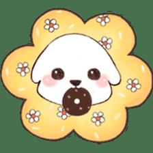 Funny Bichon sticker #8620959