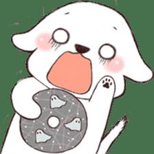 Funny Bichon sticker #8620961