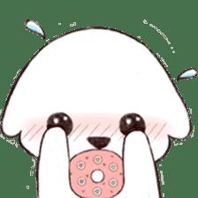 Funny Bichon sticker #8620962