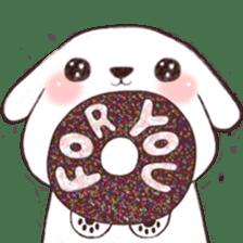 Funny Bichon sticker #8620964