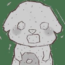 Funny Bichon sticker #8620965