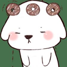 Funny Bichon sticker #8620970