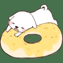 Funny Bichon sticker #8620973