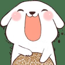 Funny Bichon sticker #8620974