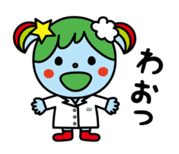 star&earth sticker #8626102