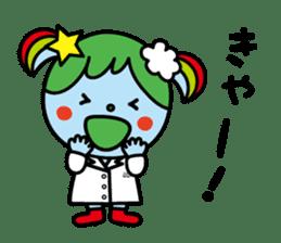 star&earth sticker #8626105