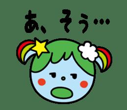 star&earth sticker #8626127