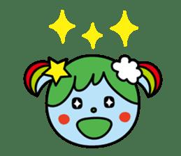 star&earth sticker #8626130
