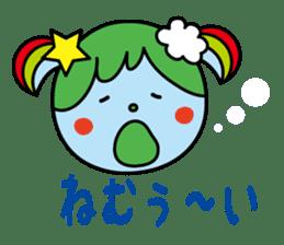 star&earth sticker #8626132