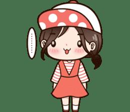 Boobib Girl Style sticker #8633498