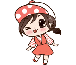 Boobib Girl Style sticker #8633499