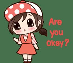 Boobib Girl Style sticker #8633501