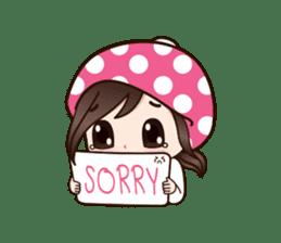 Boobib Girl Style sticker #8633502