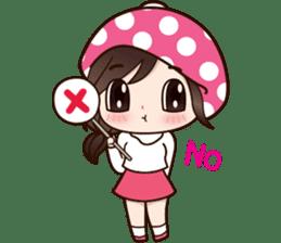 Boobib Girl Style sticker #8633503