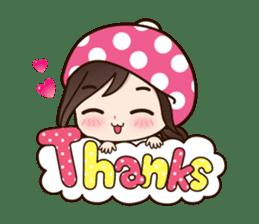 Boobib Girl Style sticker #8633504
